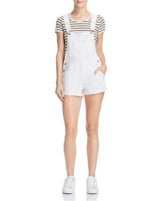 Denim Shortalls In Nicky by Vince Camuto Petites