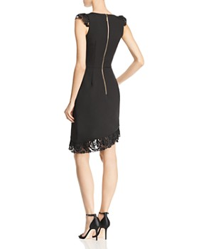 BRONX AND BANCO - Hanna Lace-Trimmed Dress