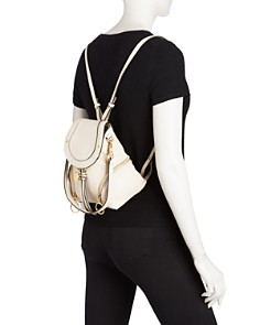 See by Chloé - Olga Small Leather Backpack
