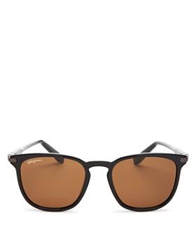 Salvatore Ferragamo - Men's Square Sunglasses, 52mm