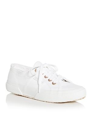 Superga Sneakers WOMEN'S CLASSIC LOW-TOP SNEAKERS