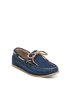Florsheim Kids - Boys' Jasper Jr. Suede Tie Loafers - Toddler, Little Kid, Big Kid