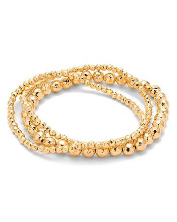 Gorjana - Taner Beaded Stretch Bracelets