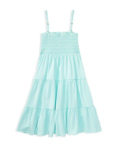 Polo Ralph Lauren Girls' Tiered Smocked Dress - Big Kid - Bloomingdale's_0