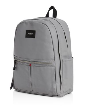 State Coated Canvas Bedford Backpack