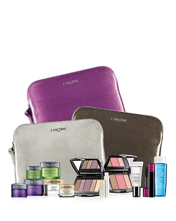 $Gift with any $39.50 Lancôme purchase ($139 value)! - Bloomingdale's