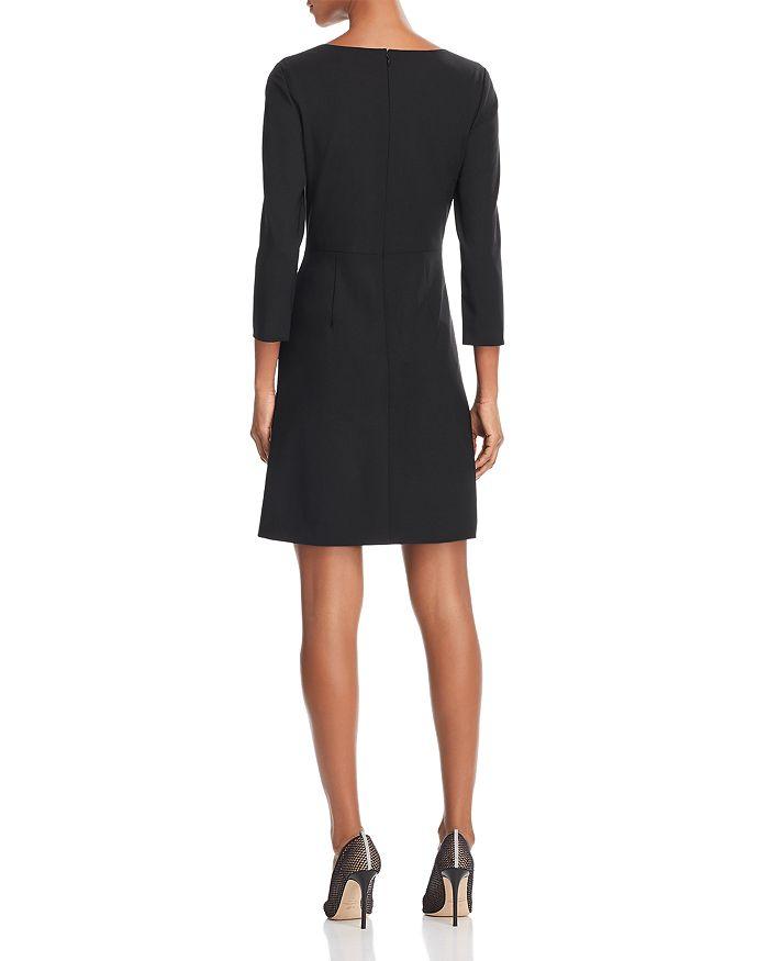 e78b64e7fc3 Theory Kamillina Stretch-Wool Dress | Bloomingdale's