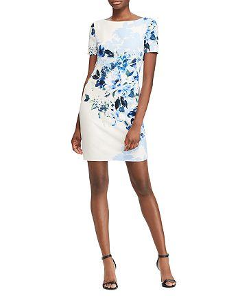 Ralph Lauren - Floral Sheath Dress