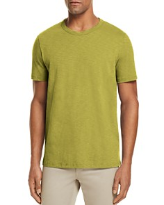 Theory Essential Crewneck Short Sleeve Tee - Bloomingdale's_0