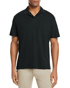 Theory Willem Short Sleeve Polo Shirt - Bloomingdale's_0