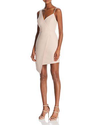 41a7d3751d BCBGMAXAZRIA - Asymmetric Cocktail Dress - 100% Exclusive