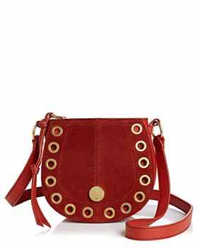See By Chloé Kriss Mini Suede Crossbody