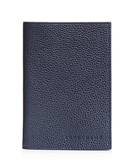 Longchamp - Le Foulonné Passport Wallet