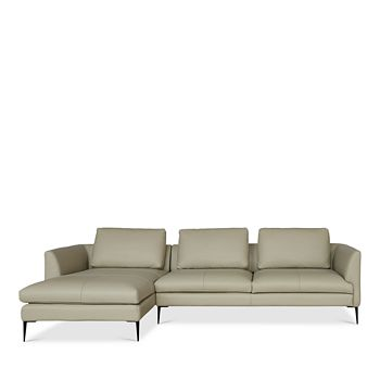 Chateau D'ax - Alessandra 2-Piece Left Arm Facing Sectional - 100% Exclusive