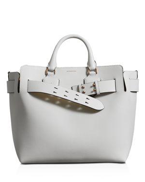 Marais Belt Leather Shoulder Bag