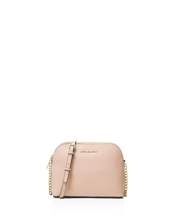 a13436736a7f75 MICHAEL Michael Kors Cindy Large Dome Crossbody | Bloomingdale's