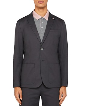 Ted Baker - Cliford Piece Dyed Regular Fit Sport Coat