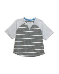 Sovereign Code Boys' Raglan Stripe Fleck Tee - Little Kid, Big Kid - Bloomingdale's_0