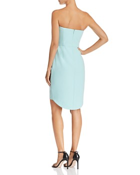Adelyn Rae - Krissy Strapless Bow Dress