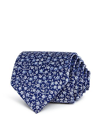 Brooks Brothers - Ditsy Floral Classic Tie