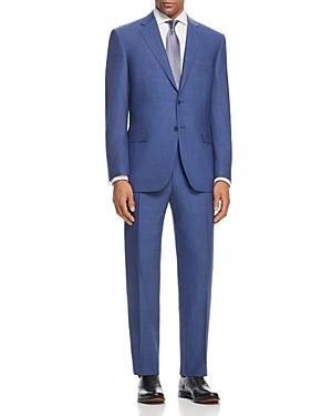 Canali End-on-End Impeccabile Classic Fit Suit