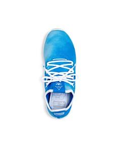 Adidas - Unisex Pharrell Williams Hu Lace Up Sneakers - Big Kid