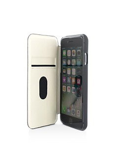 Ted Baker - Callst Card Slot Folio iPhone 6/7/8 Plus Case