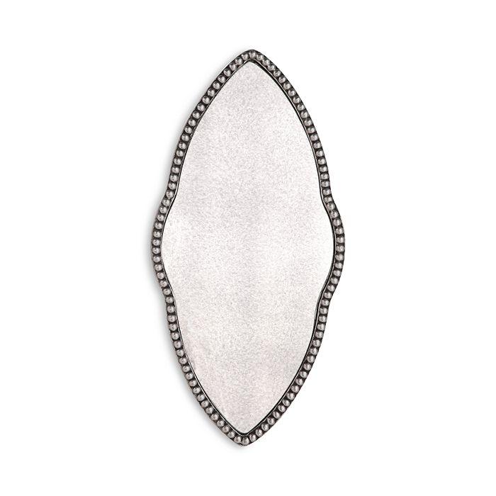 """Bassett Mirror - Padma Wall Mirror, 12"""" x 24"""""""