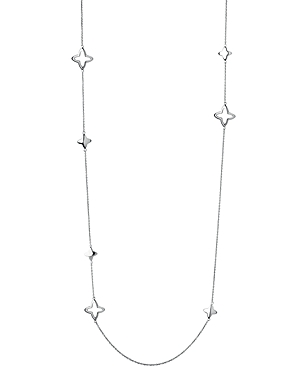Links Of London LINKS OF LONDON SPLENDOUR FOUR-POINT STAR NECKLACE, 39