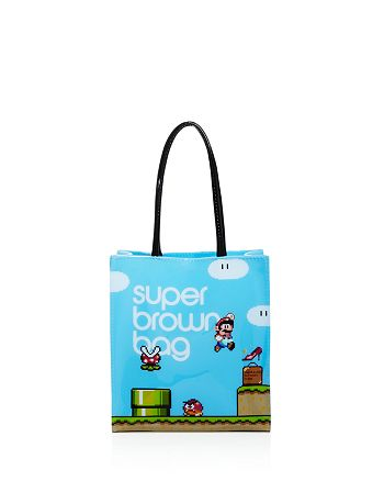 Bloomingdale S Nintendo Super Mario Tote 100 Exclusive