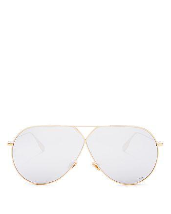 Dior - Women's Stellaire 4 Mirrored Sunglasses, 65mm