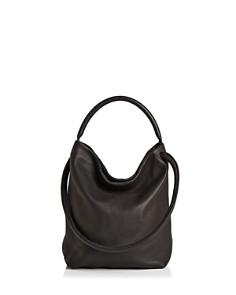 Baggu - Soft Leather Shoulder Bag