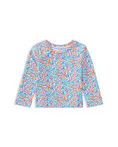 Ralph Lauren Girls' Floral Rash Guard - Baby - Bloomingdale's_0