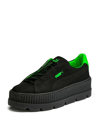 finest selection 570af 33037 FENTY Puma x Rihanna Women's Cleated Creeper Surf Sneakers ...