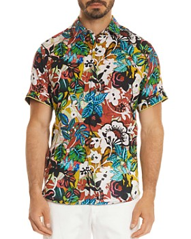 Robert Graham - Havana Classic Fit Button-Down Shirt