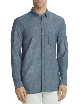 Joe's Jeans - Sandoval Chambray Button-Down Shirt
