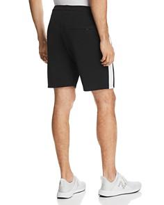 True Religion - Contrast Stripe Sweat Shorts