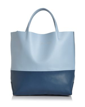 MILANO MEDIUM LEATHER TOTE