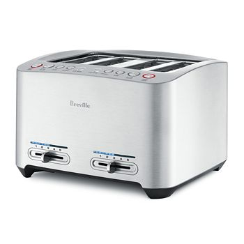 Breville - Die-Cast 4-Slice Toaster by