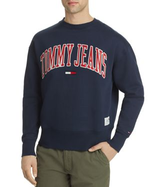 Tommy Hilfiger Tommy Jeans Collegiate Crewneck Sweatshirt 3122739