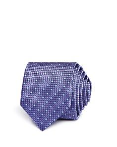 HUGO Mini Diamond Neat Skinny Tie - Bloomingdale's_0