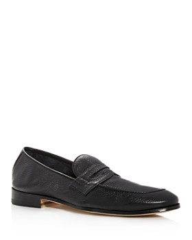 The Men's Store at Bloomingdale's - Men's Leather Apron Toe Penny Loafers - 100% Exclusive