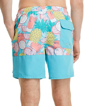 Vineyard Vines - Tropical Drink Swim Trunk
