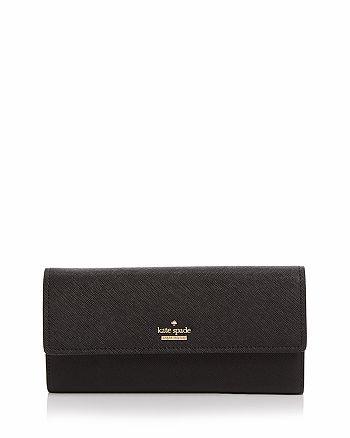 kate spade new york - Cameron Street Kinsley Leather Wallet