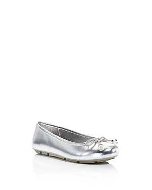 Michael Kors Girls Rover Ting Ballet Flats  Walker Toddler Little Kid