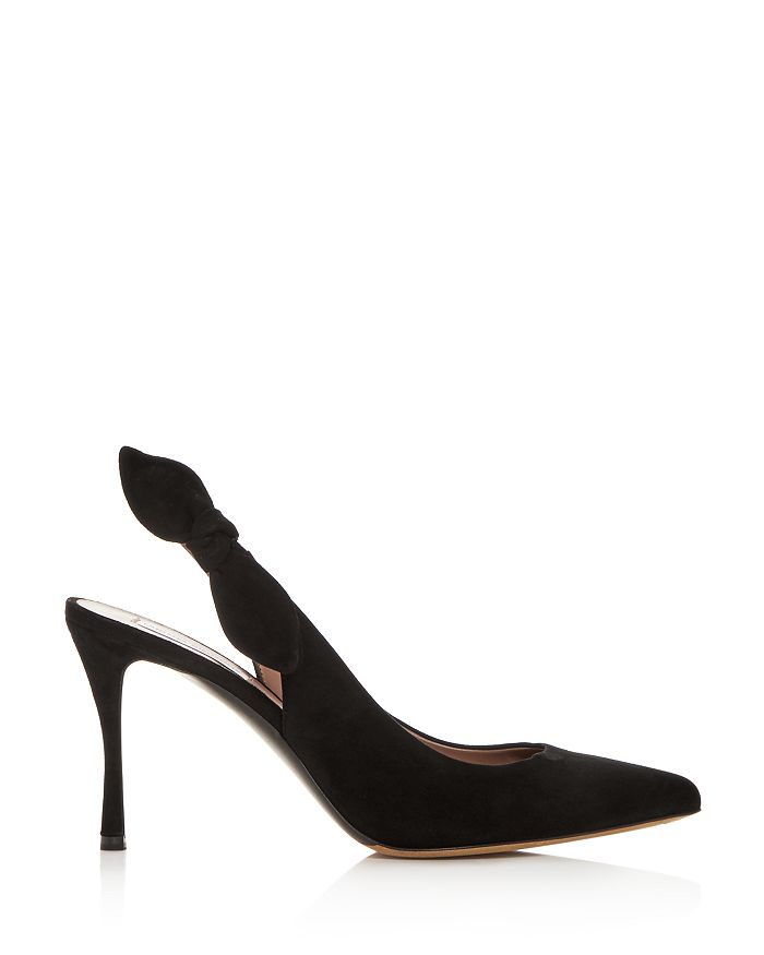 83f548ae80b Tabitha Simmons Women s Millie Slingback Pointed Toe Pumps ...