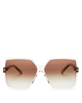 1a0fa6cdc7 Saint Laurent - Women s Betty Oversized Square Sunglasses