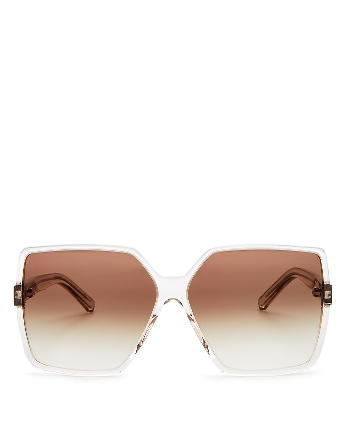 4a1c6b5b19 Saint Laurent - Women s Betty Oversized Square Sunglasses