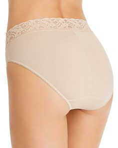 Wacoal - Cotton Suede® High-Cut Briefs