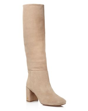 WOMEN'S BROOKE SLOUCHY SUEDE TALL BOOTS